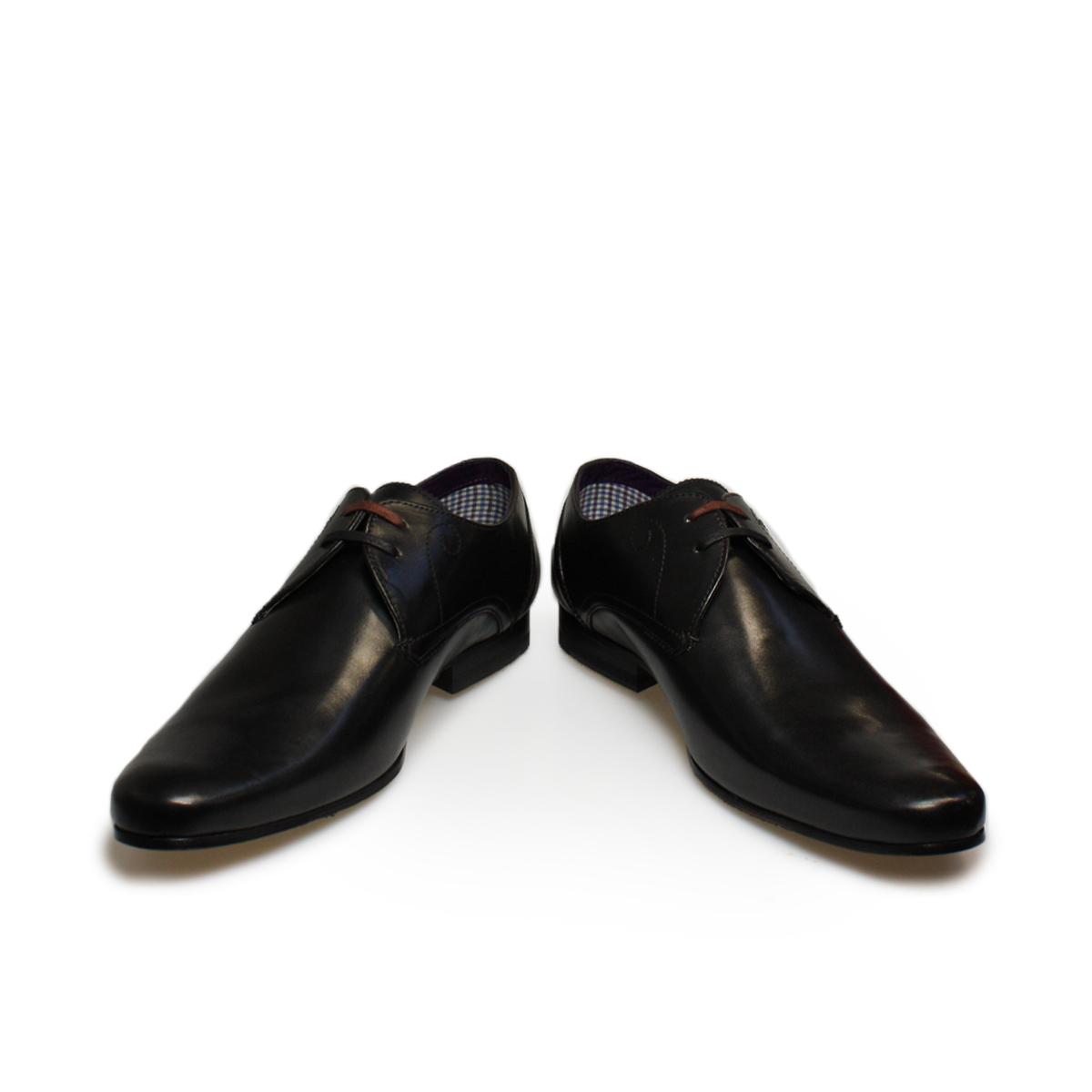 ted baker patrii derby black leather mens shoes 7 11 ebay