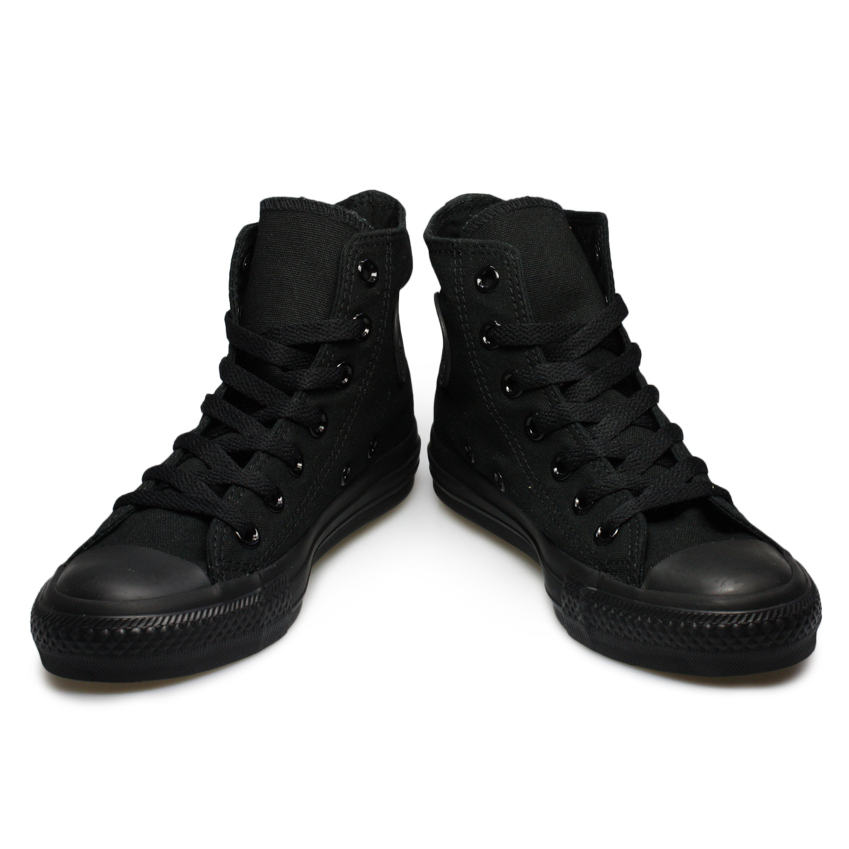 black converse high tops mens