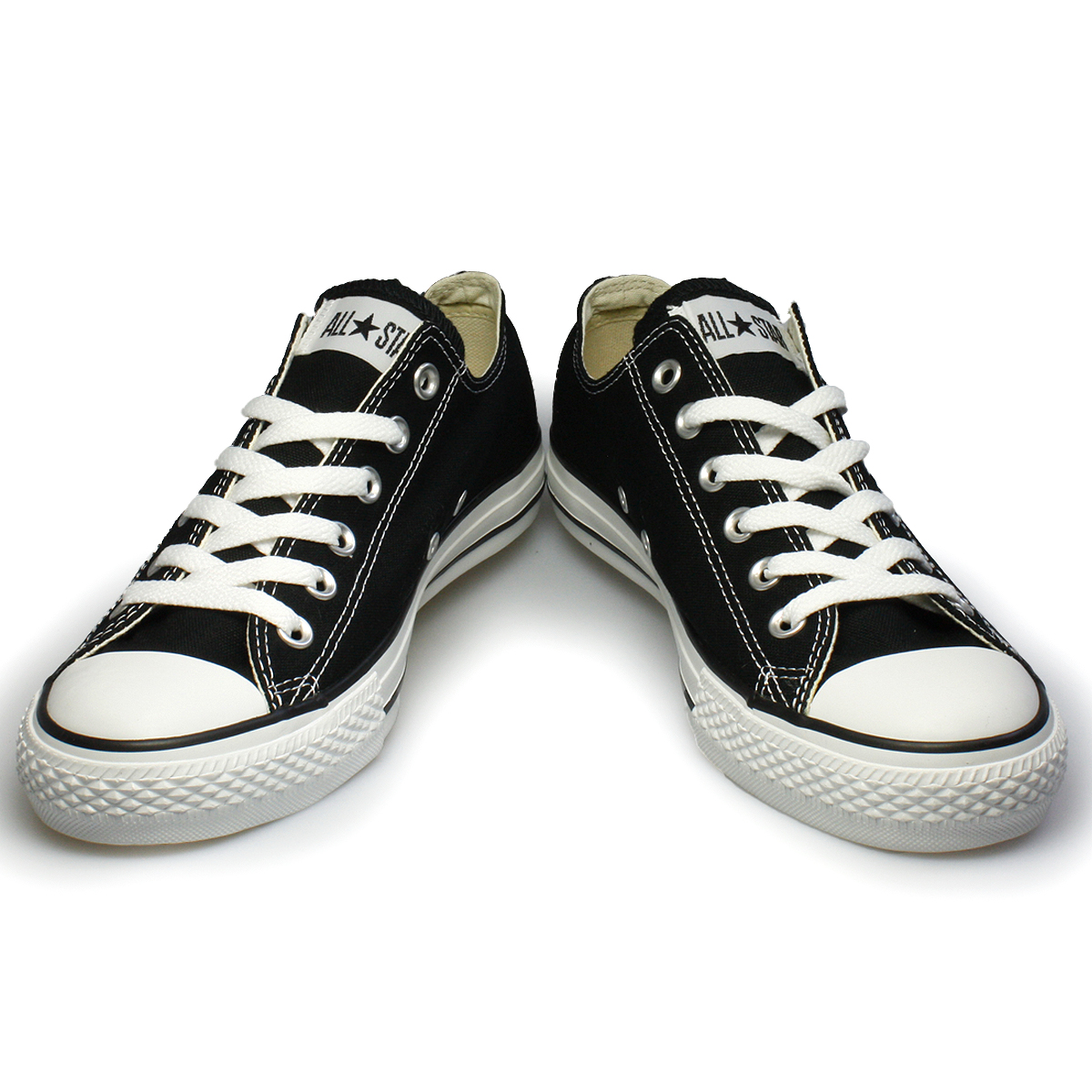 converse all star black canvas trainers sneakers shoes mens womens size 4 12. Black Bedroom Furniture Sets. Home Design Ideas
