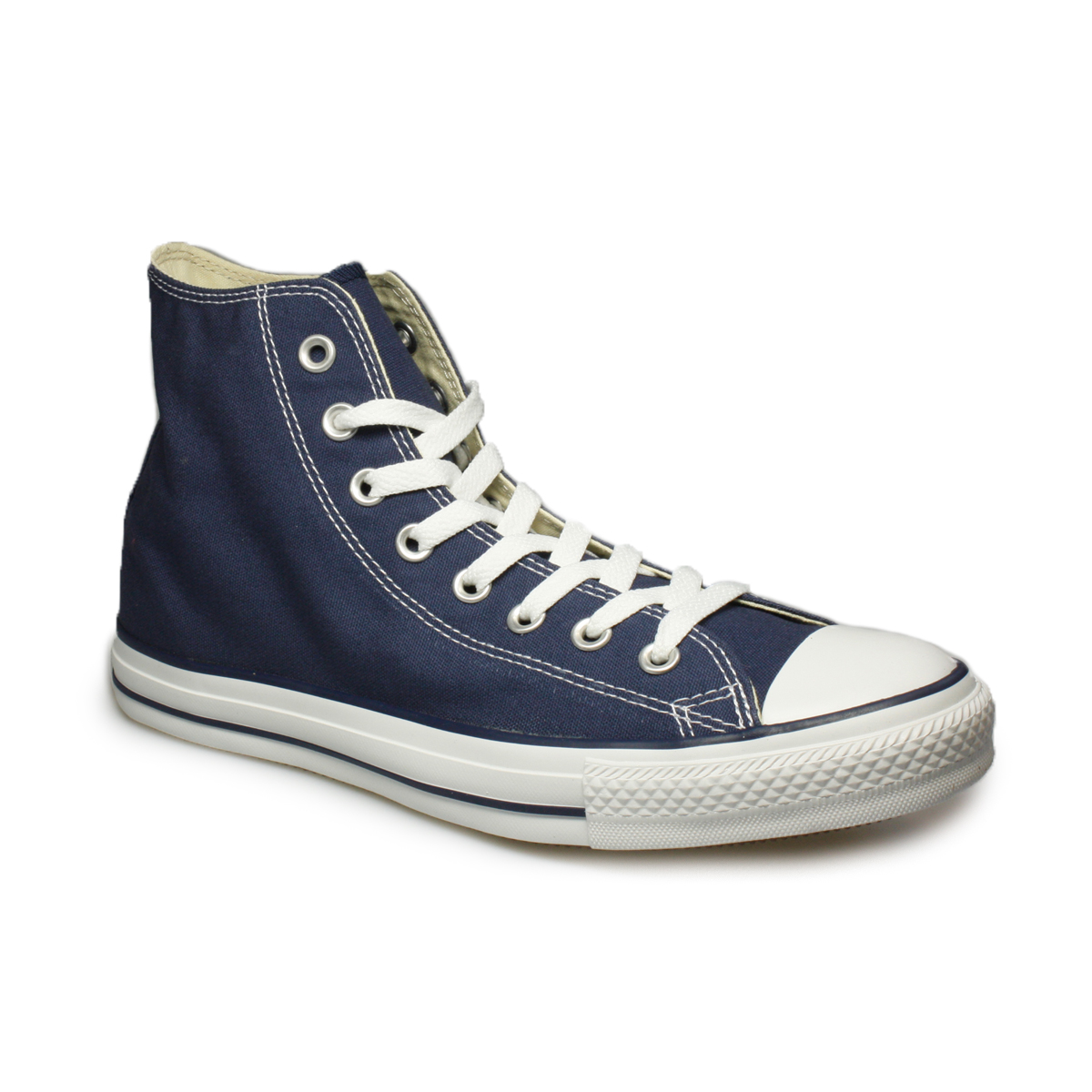 Converse All Star Navy Blue Canvas Mens Womens Trainers ...