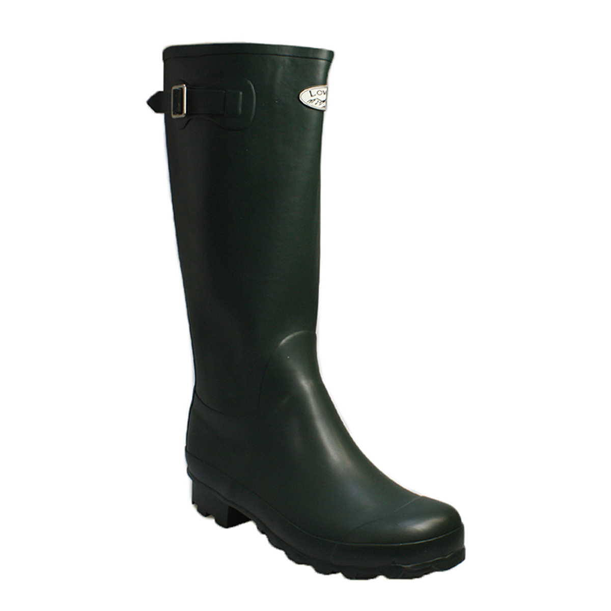 lowther by green wellington rubber boots knee