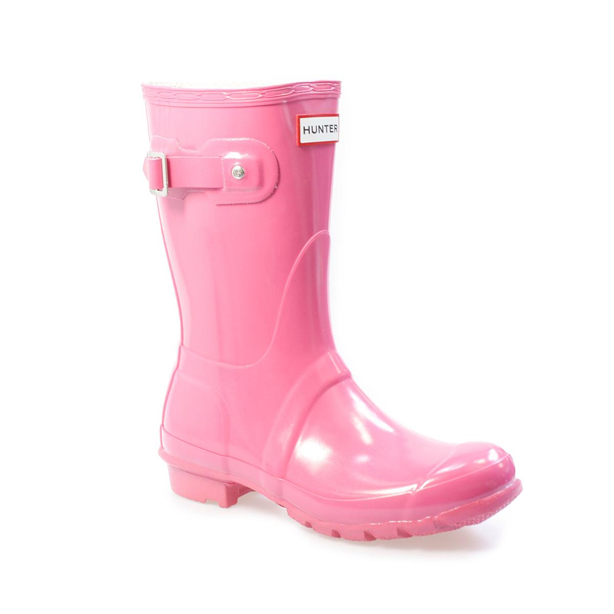 Hunter OG Short Fuchsia Wellington Boots wOMEN Size 3-12 | eBay