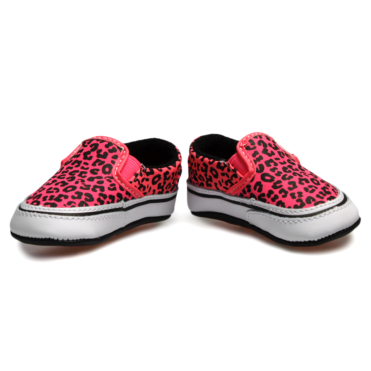 vans infant slip on