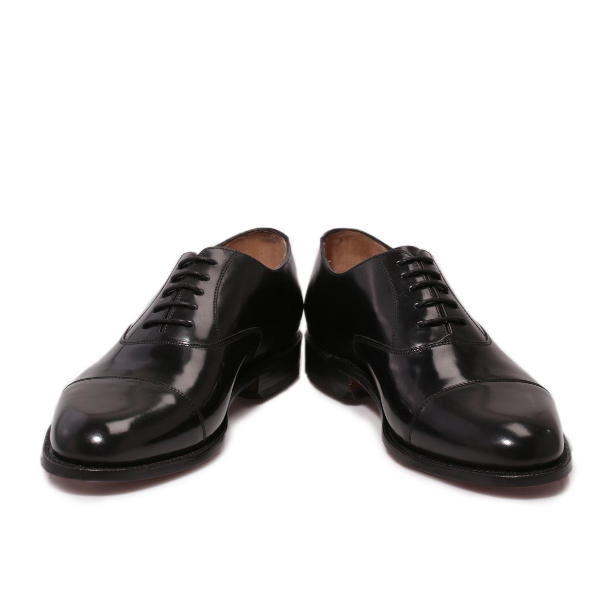 Barker Shoes Black