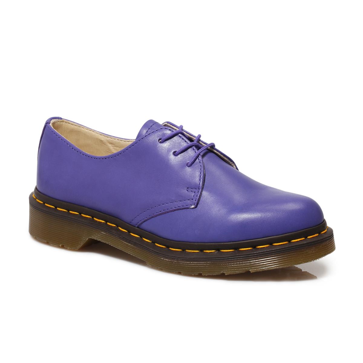 dr martens women s 1461 blueberry leather cartegena womens shoes size 3 8 ebay. Black Bedroom Furniture Sets. Home Design Ideas