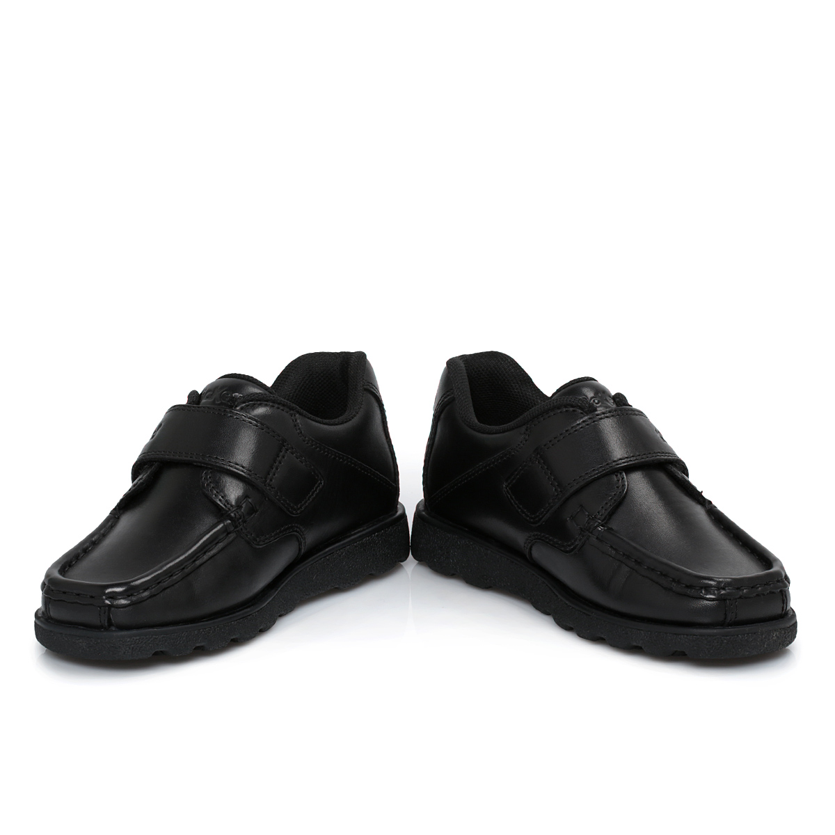 Infant Black Shoes Size