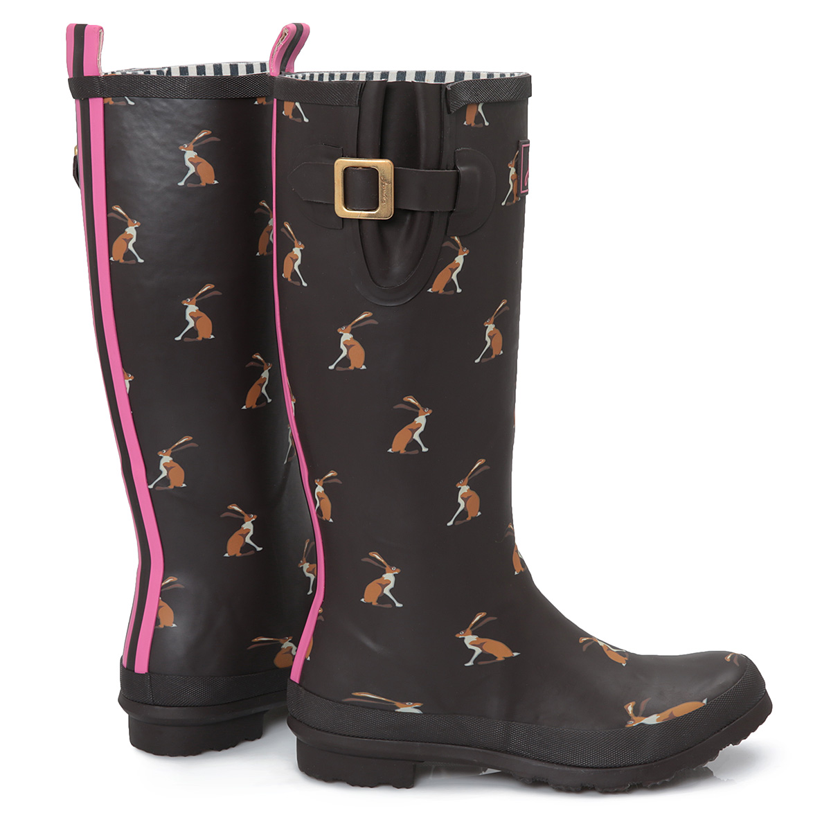 Women's Wellingtons A true icon of British style, the humble welly has reached new heights of popularity. Just as well we offer style-conscious females the widest range of genuine Hunter wellies & boots.