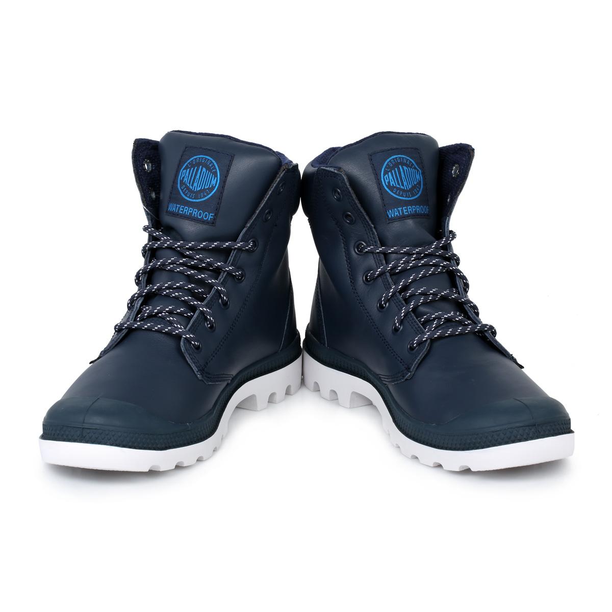 Gallery For gt Palladium Boots Men Blue