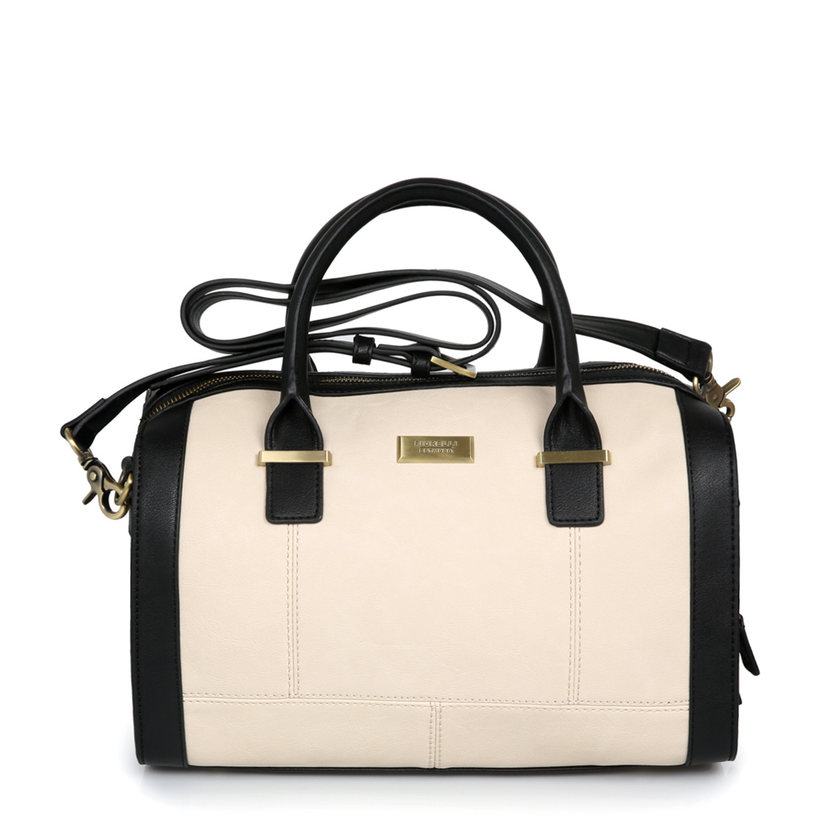Fiorelli Handbags: Fiorelli Handbags Black And White