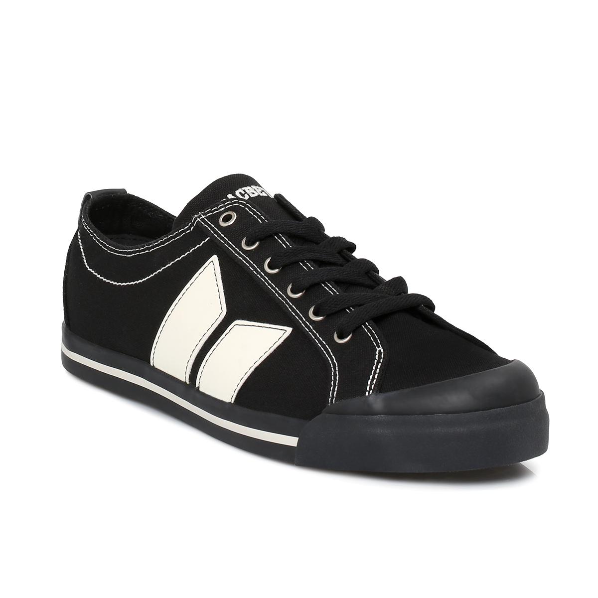 Mens Womens Black Canvas Pumps Casual Flat Shoes Trainers ... | 1200 x 1200 jpeg 273kB