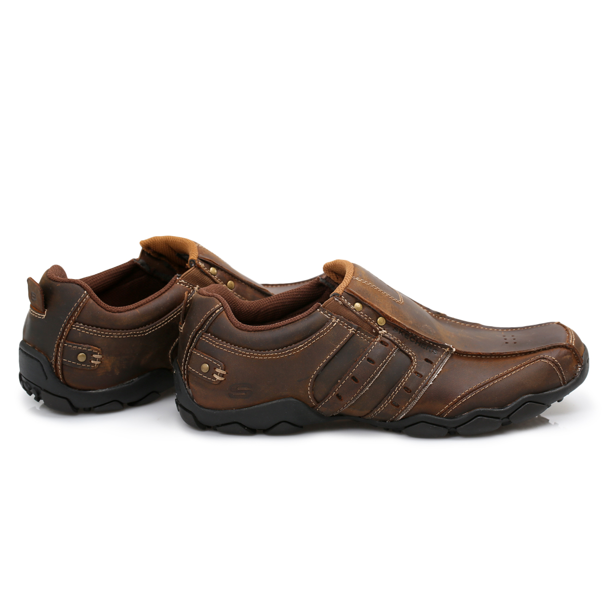 Skehrs Men Leather Shoes