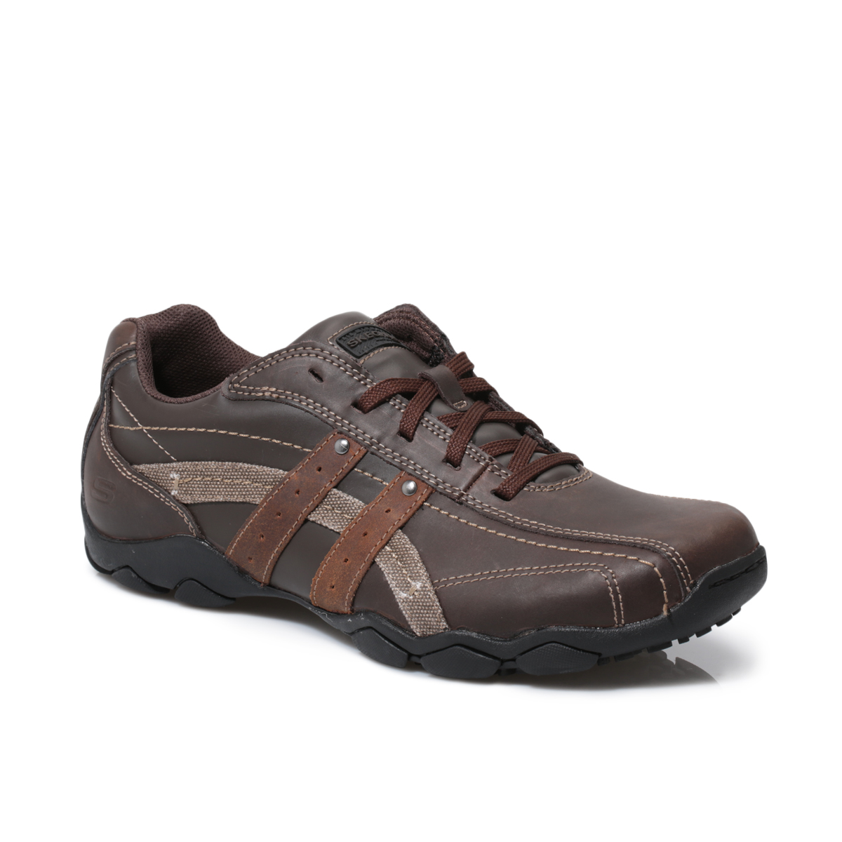 Sketcher S Brown Men S Boat Shoes