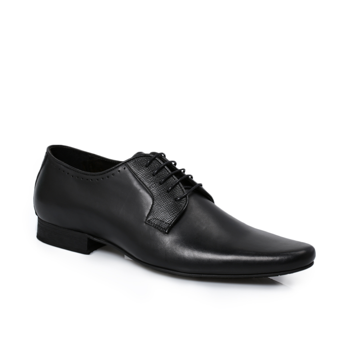 Boys Black Smart Formal Shoes