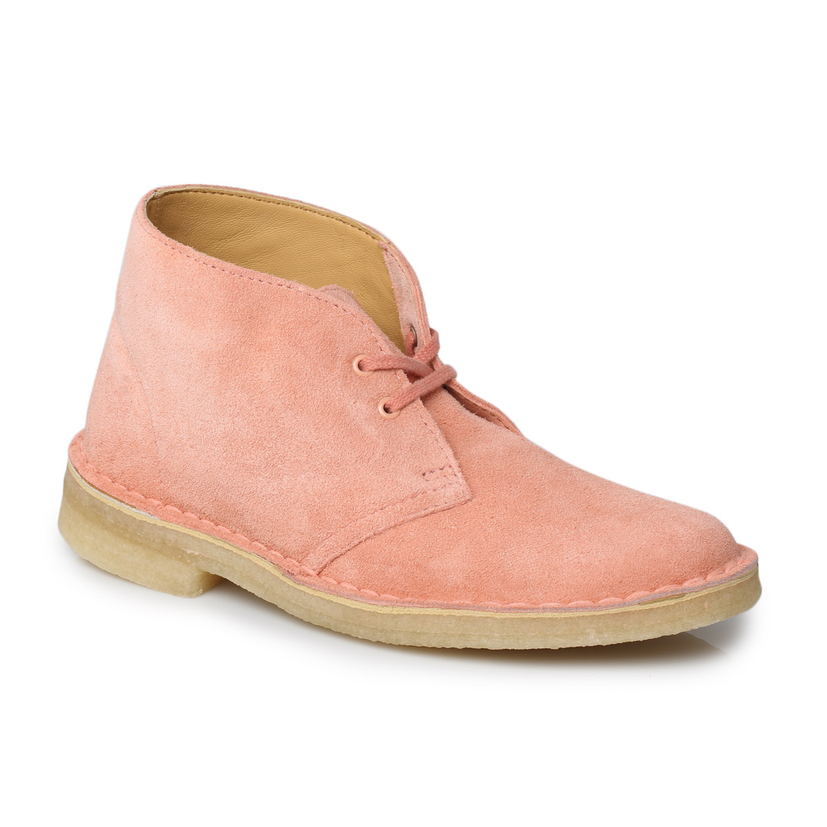 Clarks Pink Shoes Womens