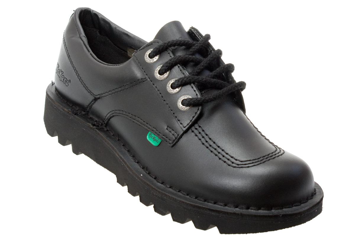 Kicker School Shoes Boys