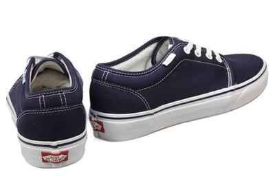 navy blue vans sale
