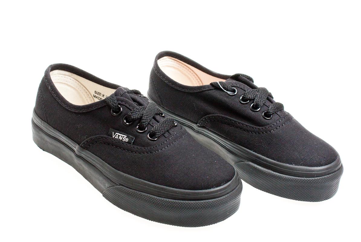bf6bf8aba9 black vans size 3 sale   OFF66% Discounts