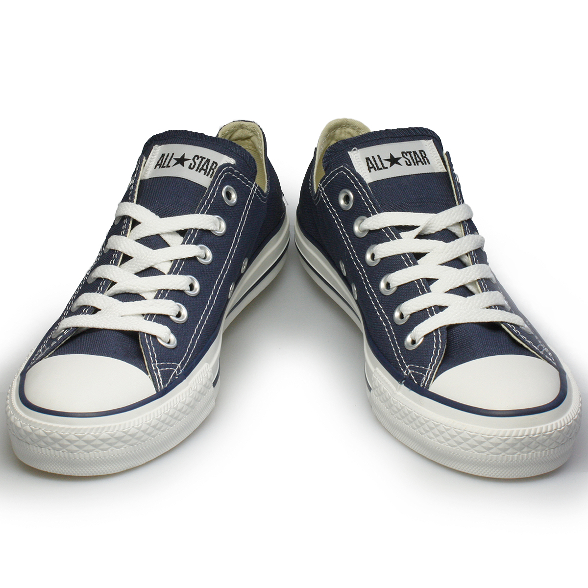 converse all navy blue canvas trainers sneakers shoes