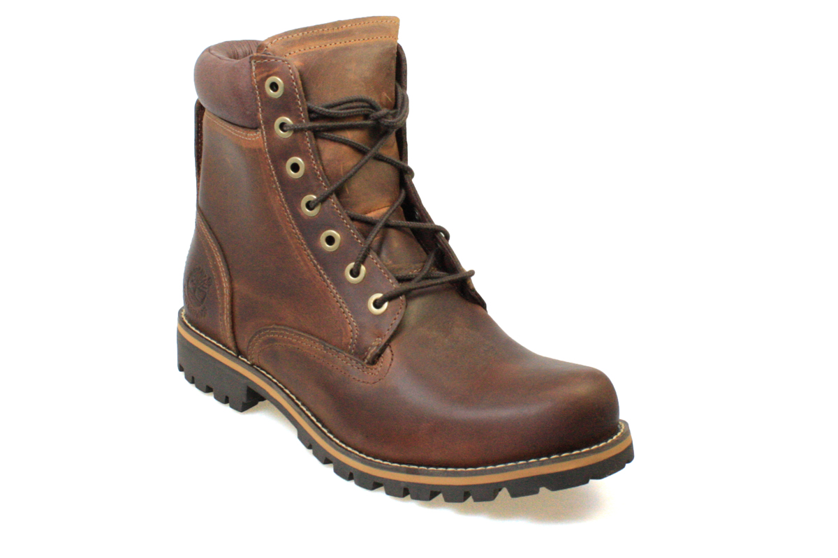 Timberland Earthkeepers 6 Inch Mens Brown Rugged Leather