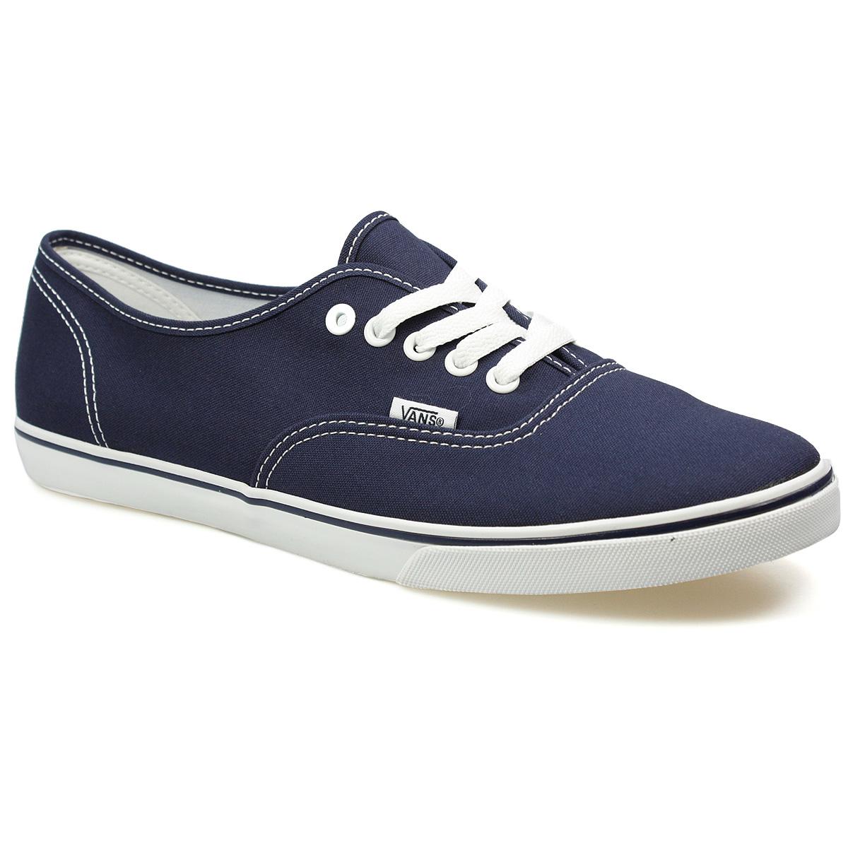 vans blue womens