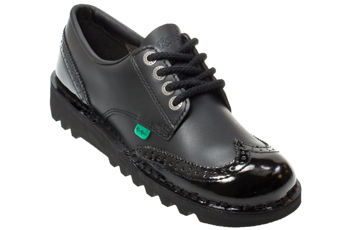 Kickers BROGUE WITH LACES