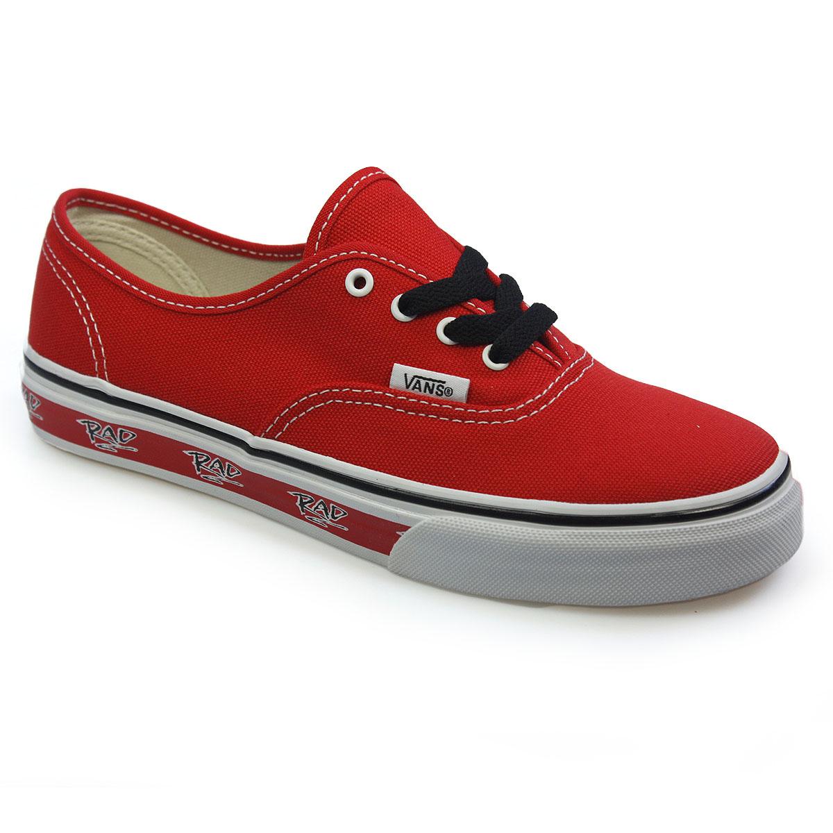 Vans-Authentic-Kids-Red-