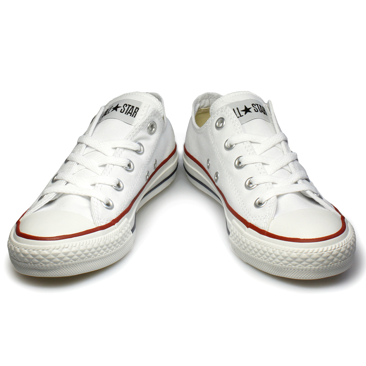 converse all star lo white canvas trainers sneakers shoes mens womens size 3 12 ebay. Black Bedroom Furniture Sets. Home Design Ideas