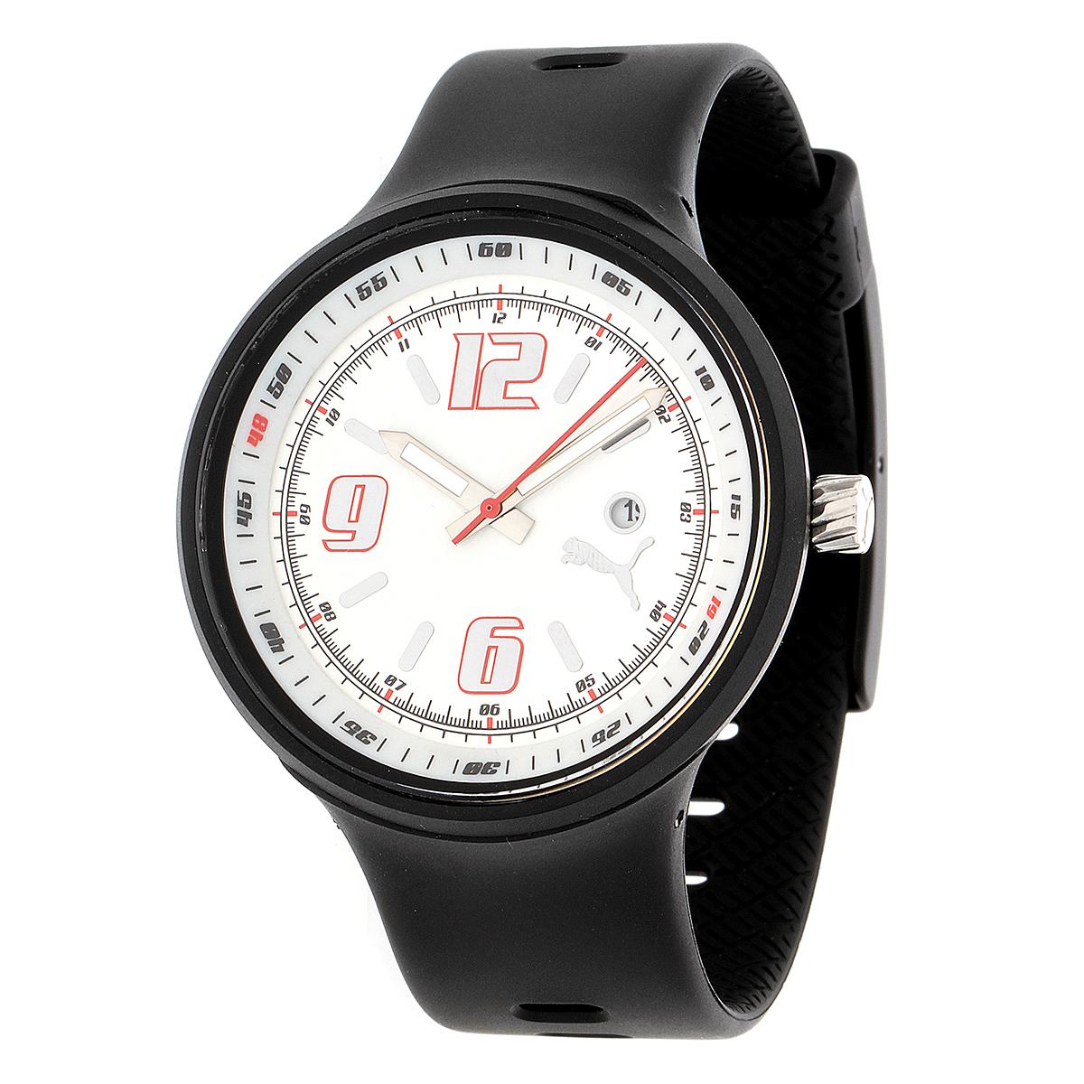 puma motorsport all black watch