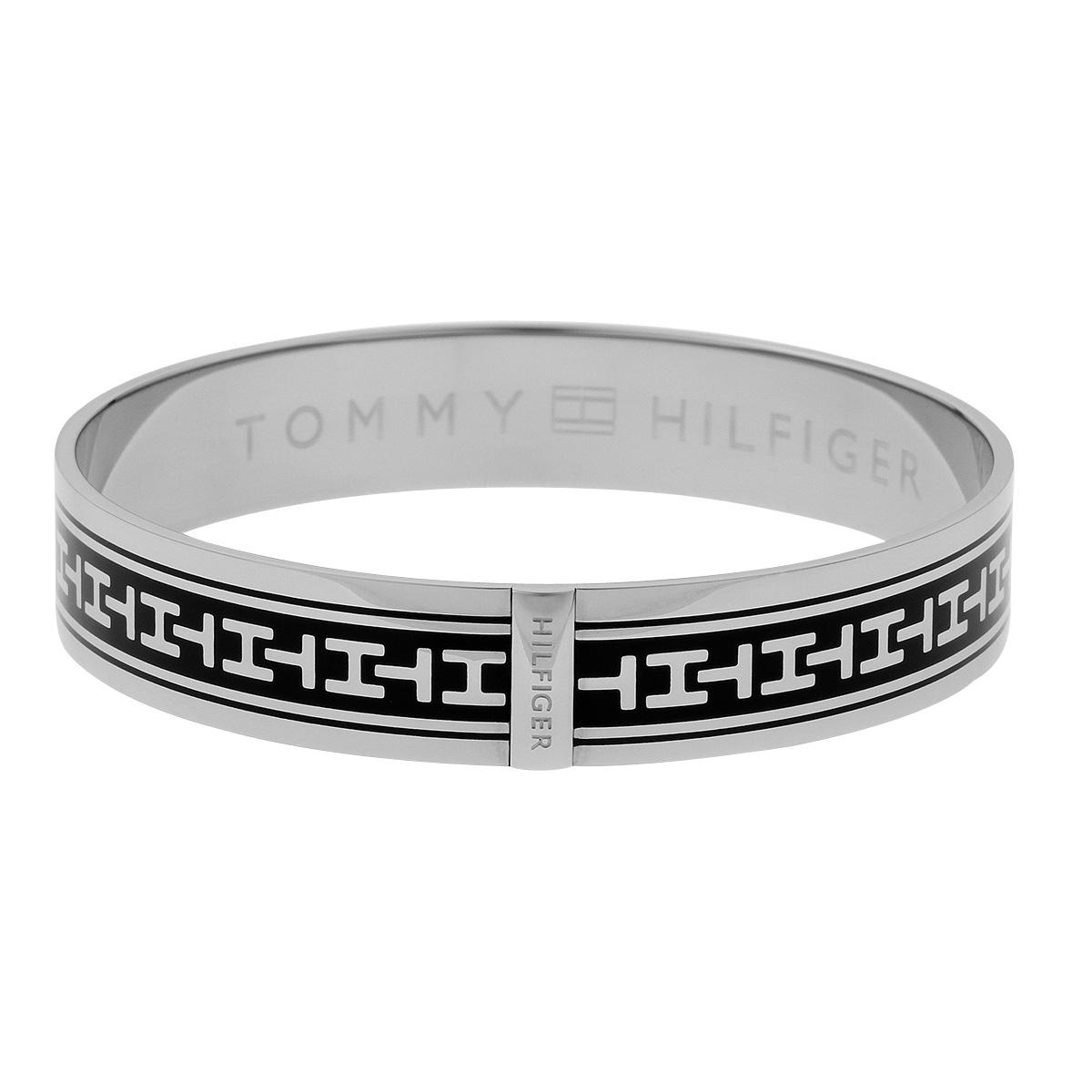 tommy hilfiger black jewellery bracelet 2700023 ladies authentic accessory ebay. Black Bedroom Furniture Sets. Home Design Ideas