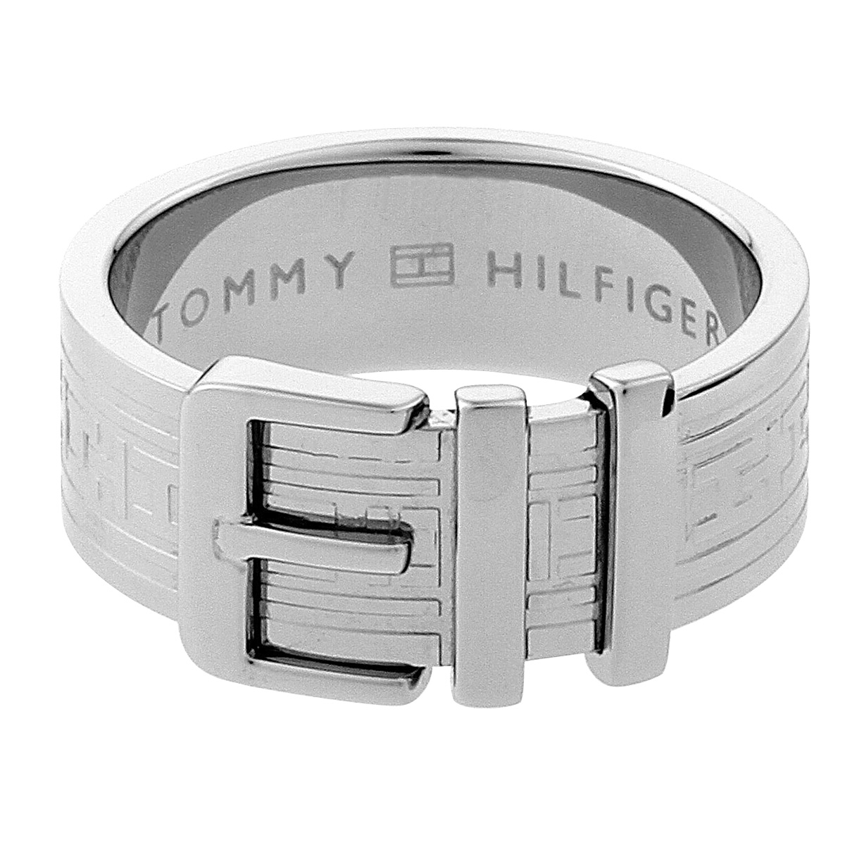 tommy hilfiger jewellery stainless steel ring 2700031d. Black Bedroom Furniture Sets. Home Design Ideas