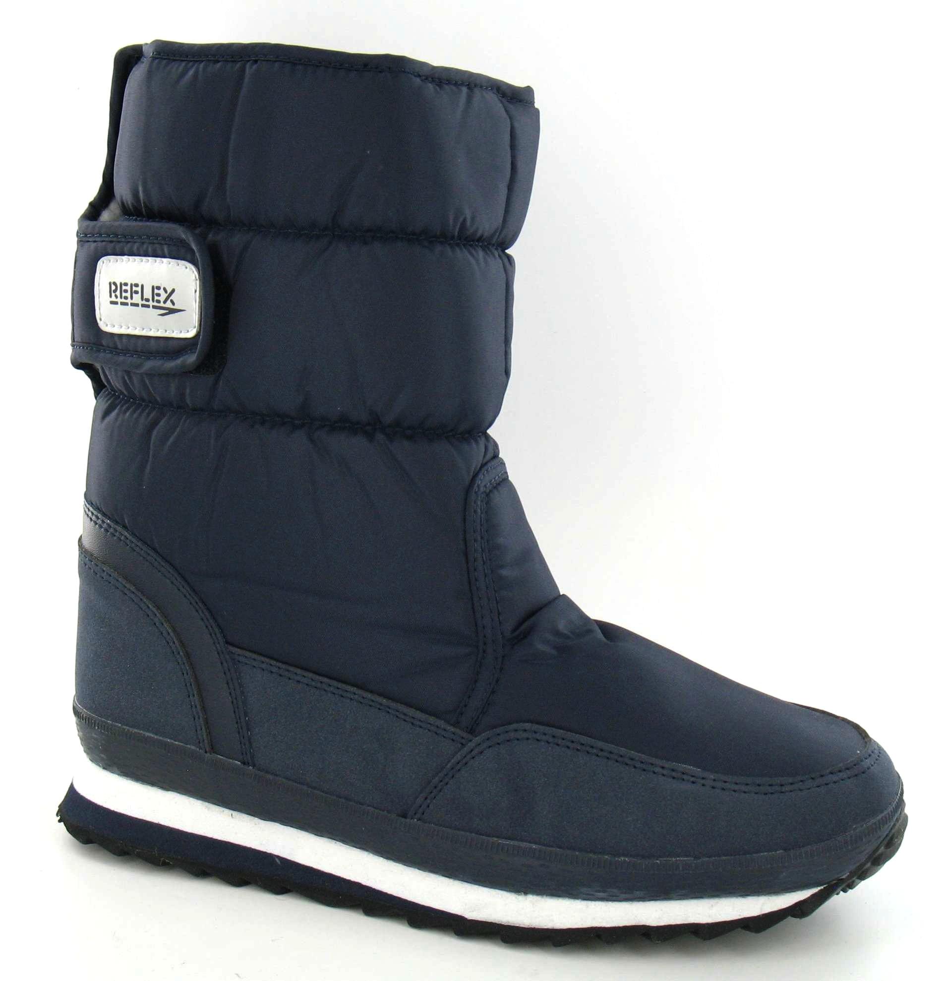 Mens Velcro Snow Shoes