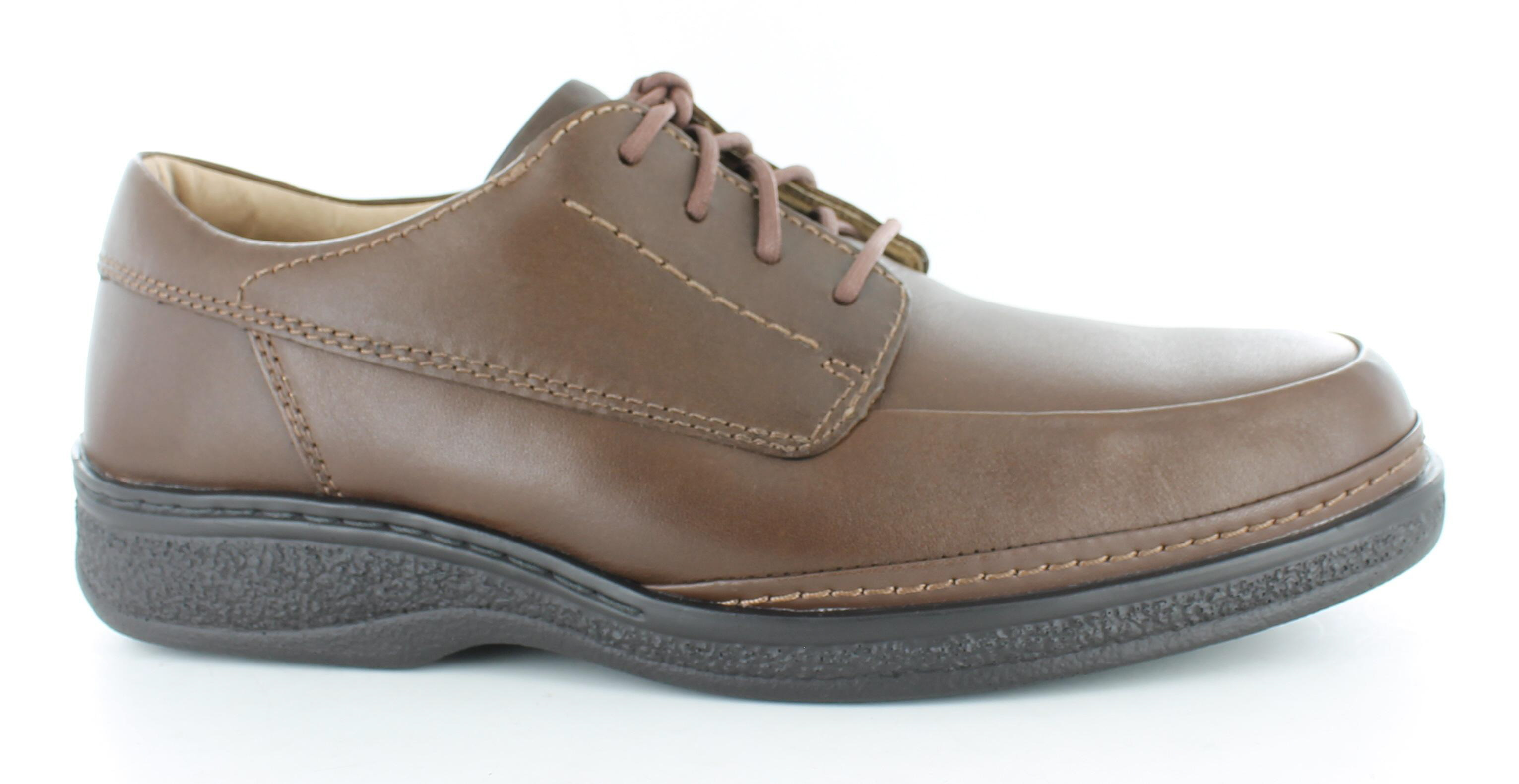 mens clarks stonehill pace smart casual shoes wide