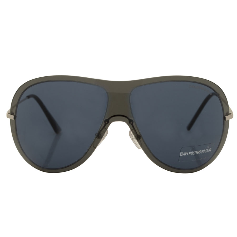 Dark Aviator Sunglasses  emporio armani oversized aviator sunglasses in dark blue ebay