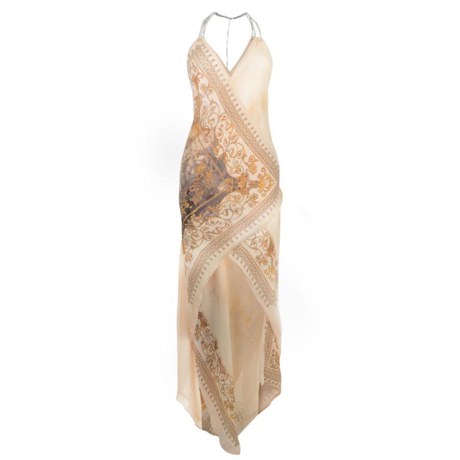 PATRIZIA-PEPE-Baroque-Print-Maxi-Dress-in-CREAM