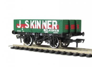 BACHMANN 37-063 OO SCALE 5 Plank wagon wooden floor J Skner