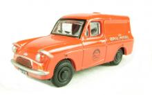 OXFORD DIECAST ANG004 0 SCALE Ford Anglia van in Royal Mail livery