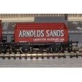 HORNBY R097 00 SCALE Arnold Sands 5 plank Wagon