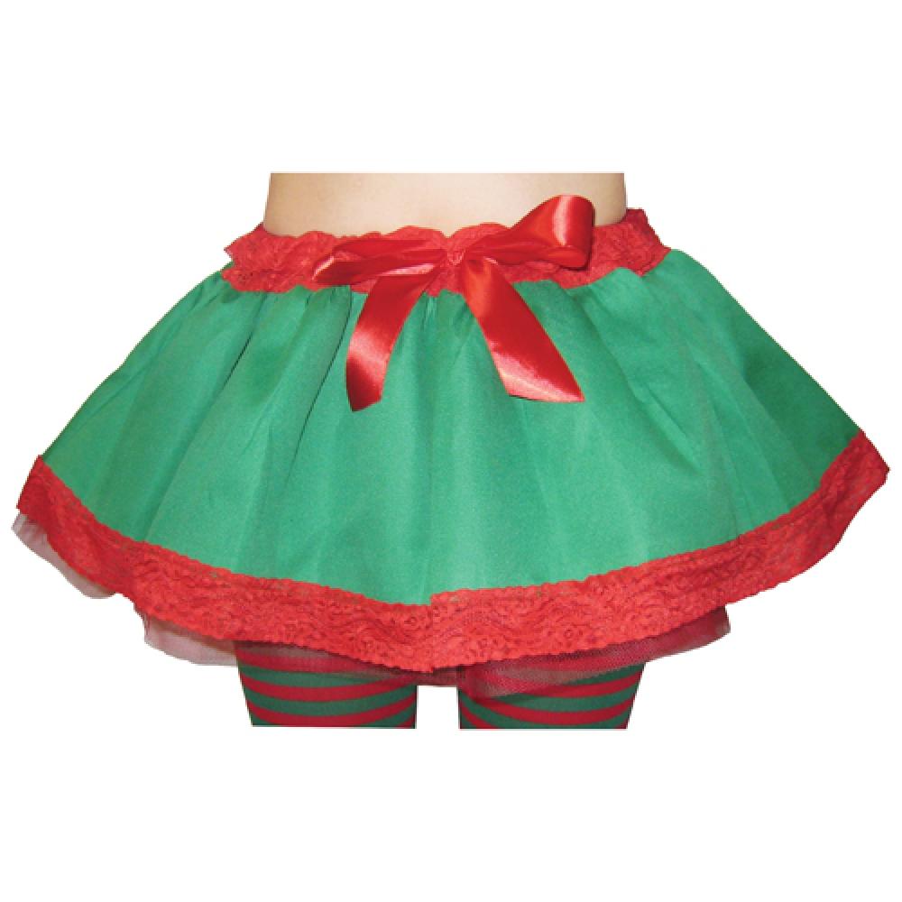 Elfo de navidad damas vestido elaborado disfraz para - Disfraces de duendes navidenos para ninos ...