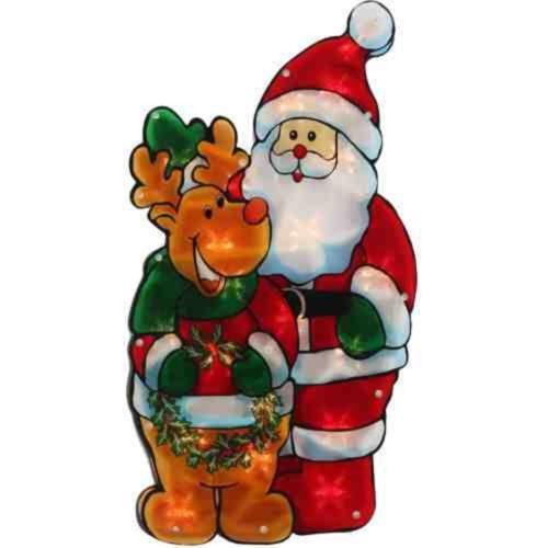 Window-Silhouette-Light-Christmas-Prelit-Light-Up-Decoration-20-Bulb-Festive
