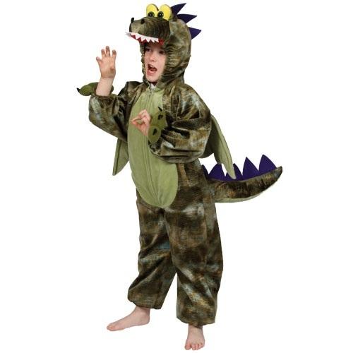 dinosaure enfants costume d guisement pyjama combinaison animal onesies ge 7 8 ebay. Black Bedroom Furniture Sets. Home Design Ideas