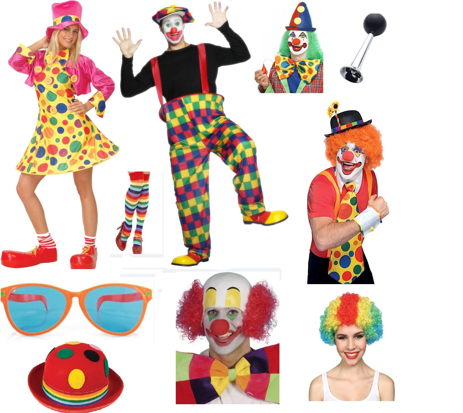 Pro Clown Wigs And Supplies - Discount Wig Supply
