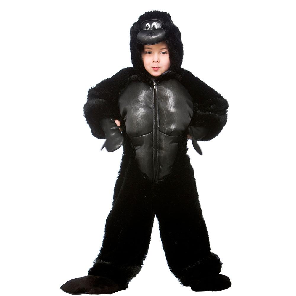 Jungle Animal Pyjama Combinaison D 233 Guisement Gorille
