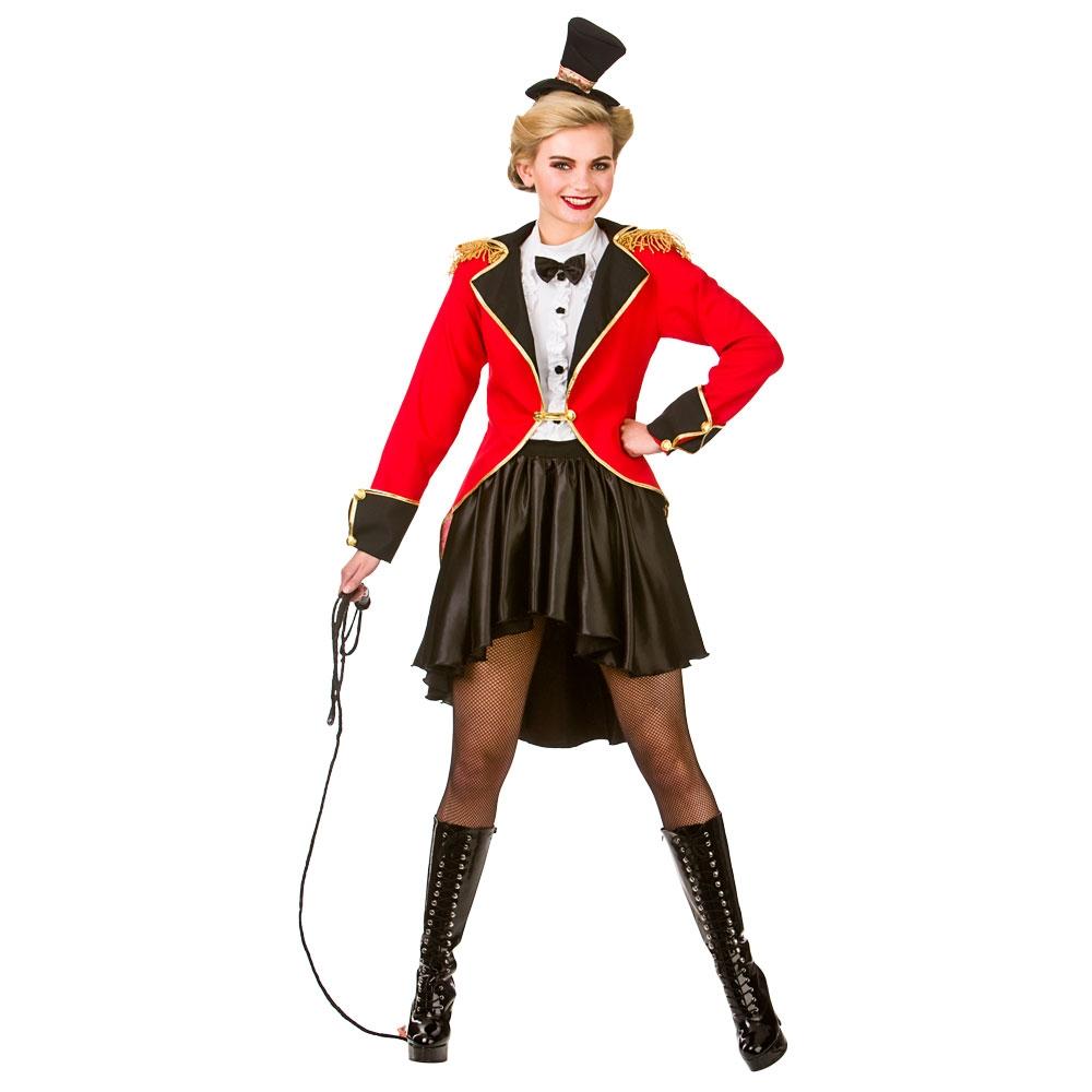 Pics photos circus ringmaster outfits