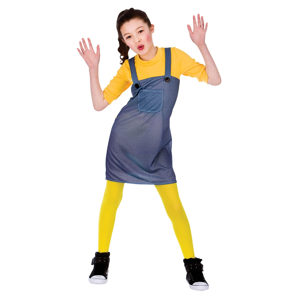 Minions Costume For Girls image information