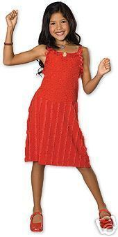 Gabriella High School Musical Girls Fancy Dress S,M,L