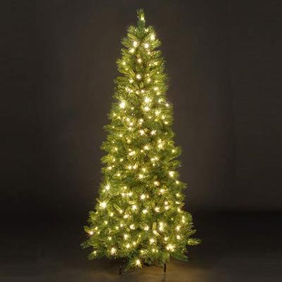 White Fibre Optic Christmas Tree 4ft