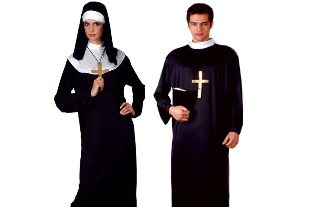 Как сшить костюм монашки 50