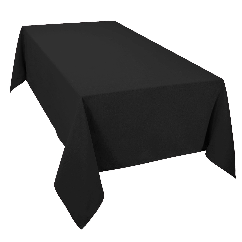 rideau luxe nappe lin serviettes sets table chemin de table toutes les tailles ebay. Black Bedroom Furniture Sets. Home Design Ideas