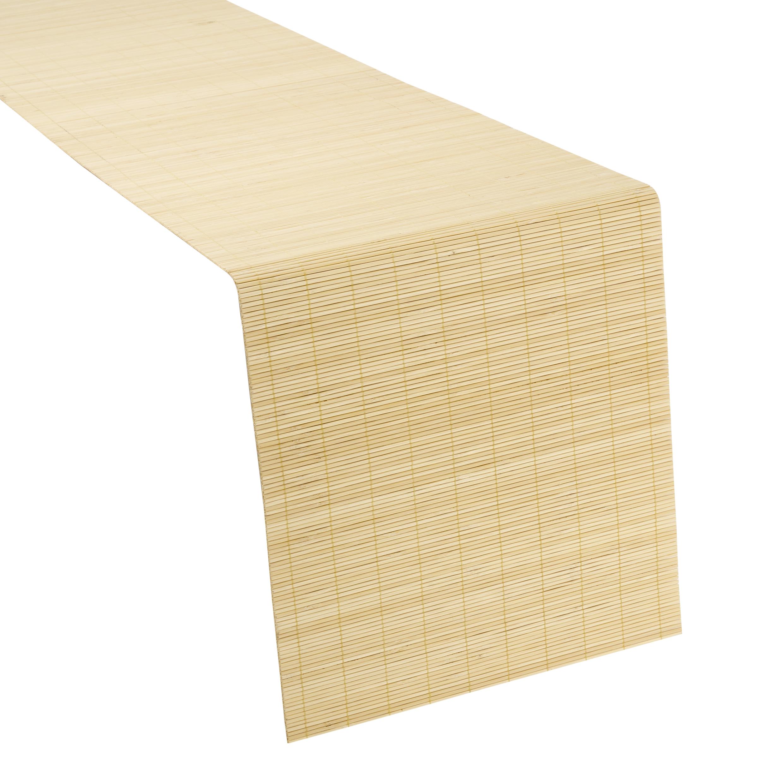 Luxury Bamboo Tableware Runner Placemats Asian Japan  : Bamboo20Runner20Light from www.ebay.co.uk size 2480 x 2480 jpeg 2528kB