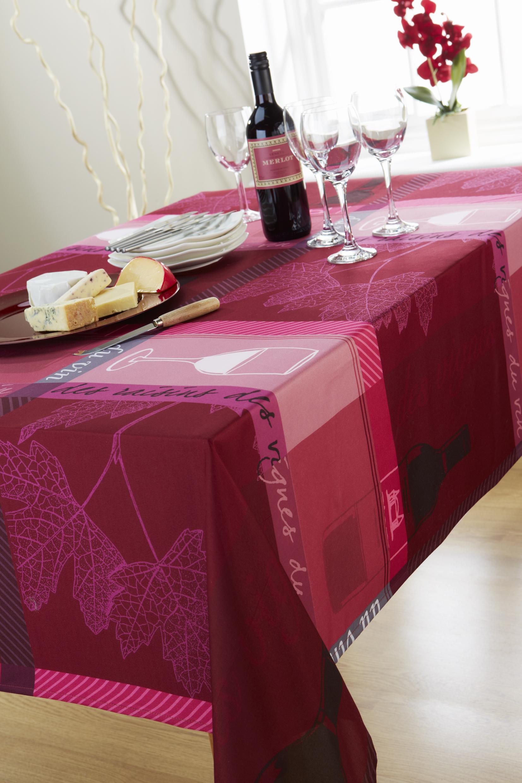Gamme Rideaux Luxe Nappes Contemporain Designs Oblong